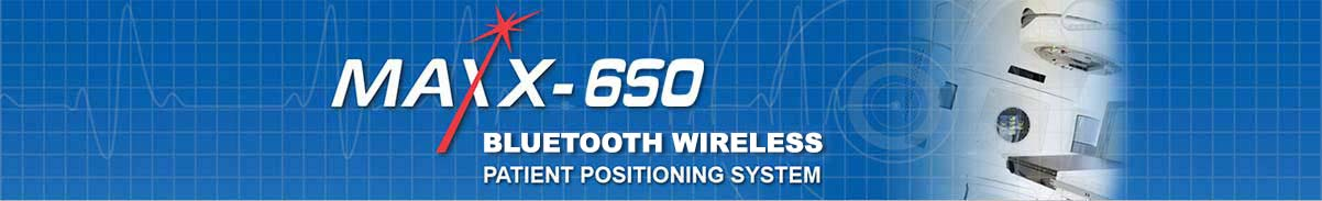 maxx-650 patient positioning system